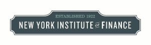 Logo New York Institute of Finance. Established 1922.
